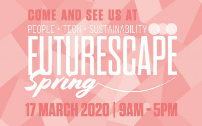 Come see us at FutureScape (banner)