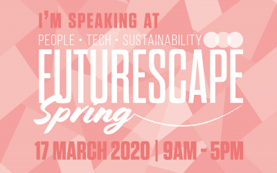 I'm speaking at FutureScape (banner)